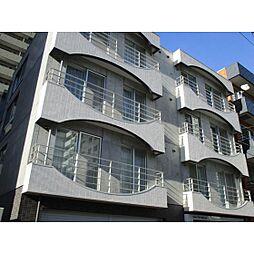 北海道札幌市中央区北三条西18丁目の賃貸マンションの外観