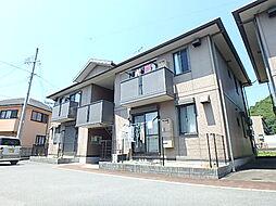 兵庫県加西市北条町古坂6丁目の賃貸アパートの外観