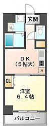 第16関根マンション[3階]の間取り