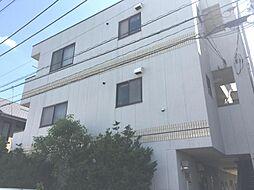 埼玉県川口市江戸1丁目の賃貸マンションの外観
