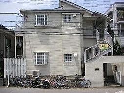 ライオンズハイツ西都賀[203号室]の外観