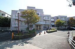 六龍苑岡町[1-D号室]の外観