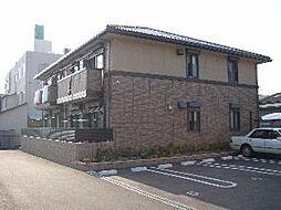 ディアコート91 A棟[1階]の外観
