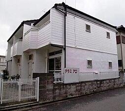 [テラスハウス] 千葉県船橋市薬円台6丁目 の賃貸【/】の外観