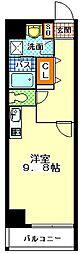 リ・アルテ湊川公園[9階]の間取り