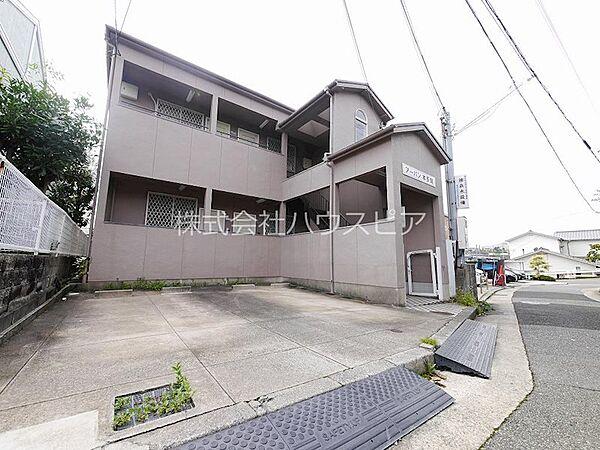 兵庫県神戸市垂水区本多聞1丁目の賃貸アパート