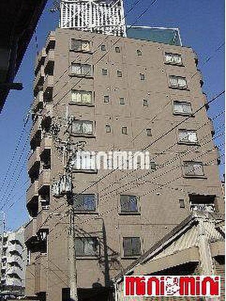 タウンコートNTK[8階]の外観