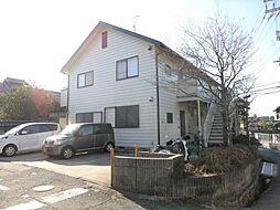大阪府寝屋川市太秦元町の賃貸アパートの外観