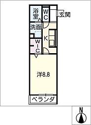 仮)D−room曙[2階]の間取り