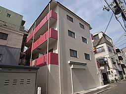 小田マンション[301号室]の外観