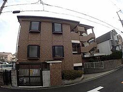 大阪府豊中市服部本町5丁目の賃貸マンションの外観