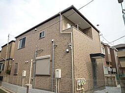 和弘ハイツ[1階]の外観