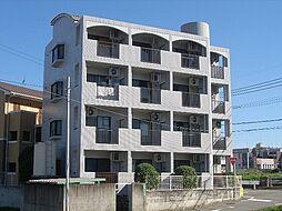 福岡県福岡市博多区那珂3丁目の賃貸マンションの外観