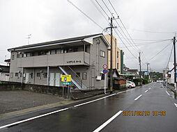 宮崎県小林市大字細野の賃貸アパートの外観