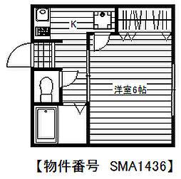 青梅駅 2.5万円