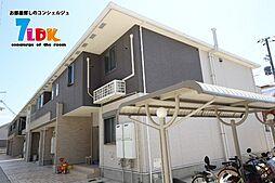 ランドマーク桜井1[2階]の外観