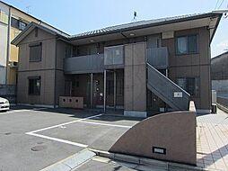 近鉄奈良線 瓢箪山駅 徒歩15分の賃貸アパート