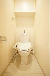 ベルファース蒲田の「温水洗浄便座付トイレ」