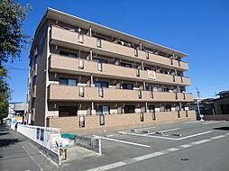 静岡県浜松市中区幸4丁目の賃貸マンションの外観