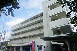 青木葉センタービル[206号室]の外観