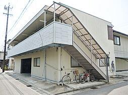 焼谷アパート[1号室]の外観