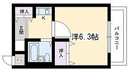 丸太町駅 3.7万円
