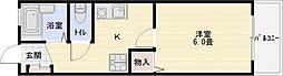 TOYOマンション[2階]の間取り