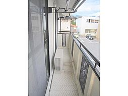 ハイカムール米山B[2階]の外観