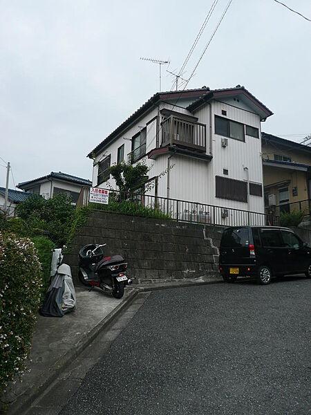 川本ハウス[202号室]の外観