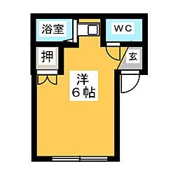 津駅 2.3万円