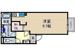 セードルII[2階]の間取り
