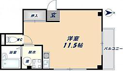 オノデマンション[4階]の間取り