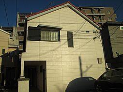 [テラスハウス] 神奈川県川崎市宮前区水沢2丁目 の賃貸【/】の外観