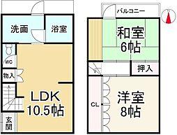 出町柳駅 1,890万円