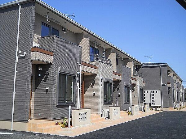千葉県成田市飯田町の賃貸アパート
