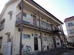 第4青葉荘[101号室]の外観