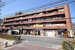 コーポイン松原[4階]の外観