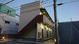 愛知県名古屋市南区城下町3丁目の賃貸アパートの外観