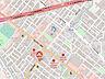 地図,3LDK,面積66.15m2,賃料6.5万円,札幌市営東西線 宮の沢駅 徒歩5分,札幌市営東西線 発寒南駅 徒歩19分,北海道札幌市西区西町南21丁目2番15号