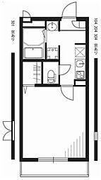 リブリ・セレノ[3階]の間取り