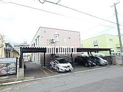 メイユールリラB[1階]の外観