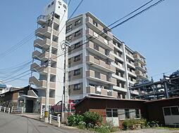 諫早七福マンション[404号室]の外観