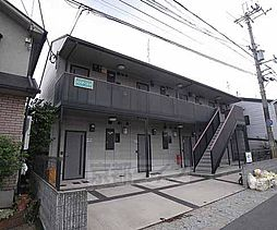 京都府京都市伏見区向島二ノ丸町の賃貸アパートの外観
