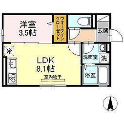 法界院駅 5.6万円