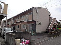 レインボー松本A棟[207号室]の外観