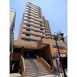 東京都葛飾区お花茶屋1の賃貸マンションの外観