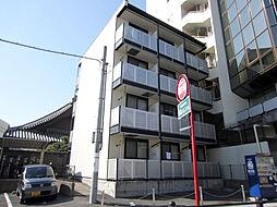 大阪府岸和田市宮本町の賃貸アパートの外観