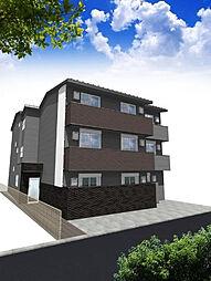 nico西京極[205号室]の外観