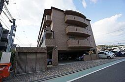 和マンション[3階]の外観