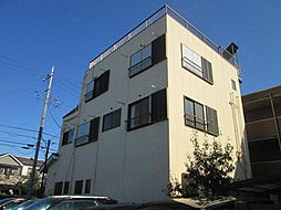 東京都足立区伊興5丁目の賃貸マンションの外観